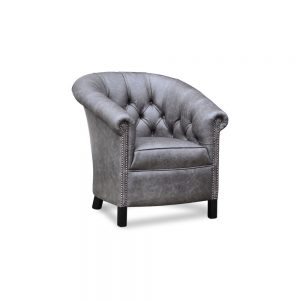 Byron Tub Chair Saloon Grey