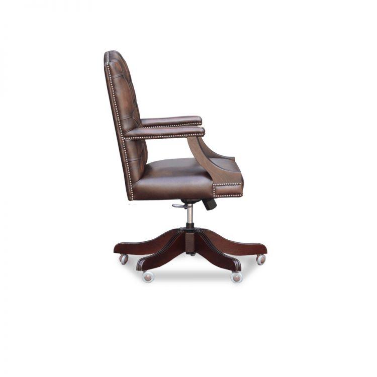 Gainsborough t&s bureaustoel - antique brown