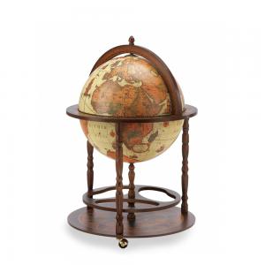 Globe Zand op wieltjes