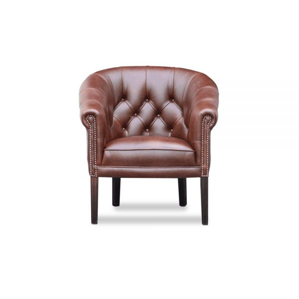 Johnny walker chair - new England chestnut