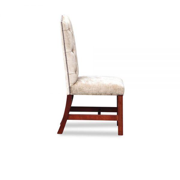Gainsborough diner chair - majestic velvet