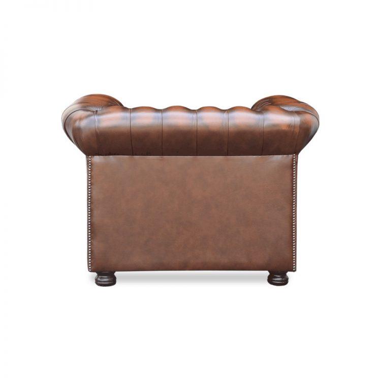 Glenwood fauteuil - antique autumn tan
