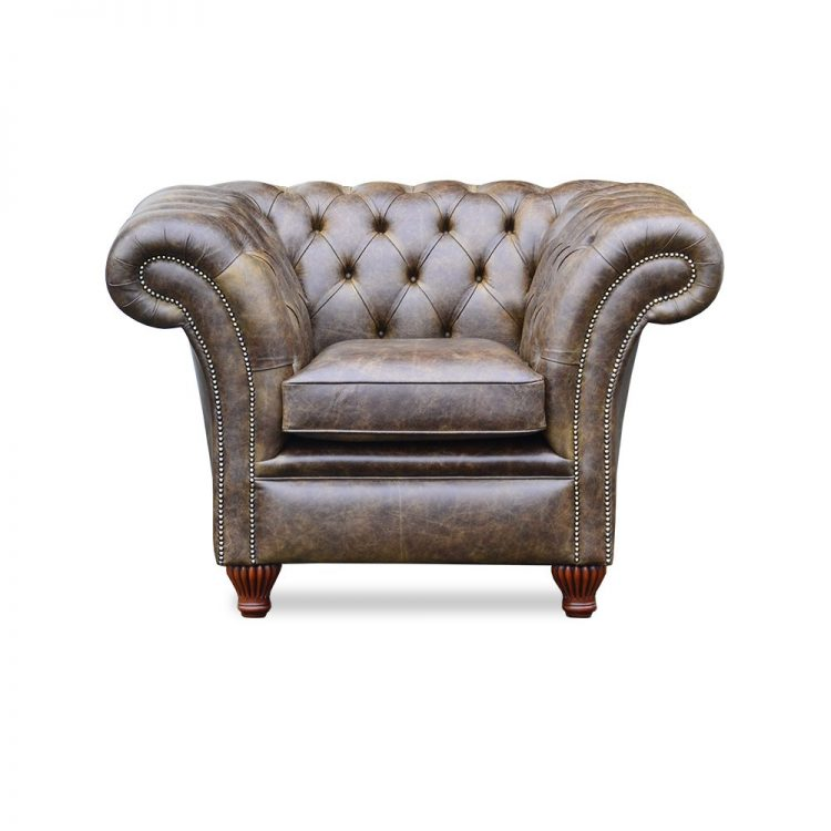 Herne bay fauteuil truffle