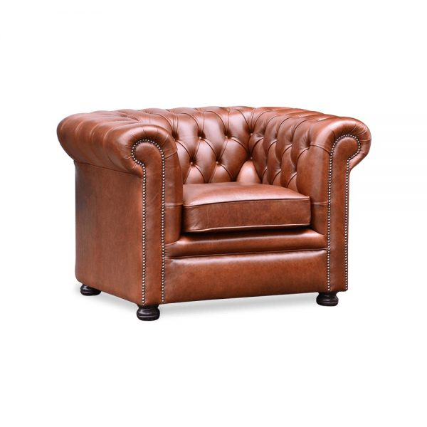 Rossendale fauteuil - matera tobacco