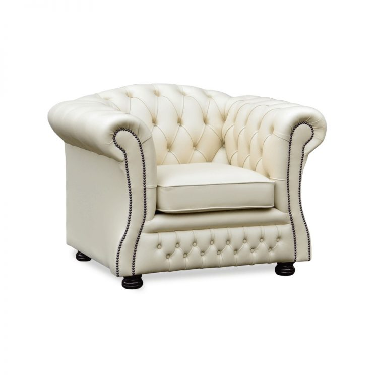 Blenheim fauteuil - shelly panna