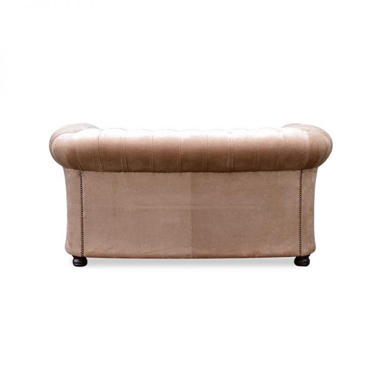 Rossendale 2 zits - majestic velvet taupe
