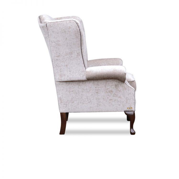 Blenheim High Chair Velvet
