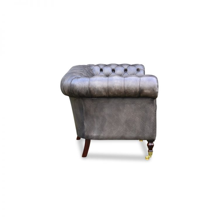 Yorkshire 3 zits - handwish grey
