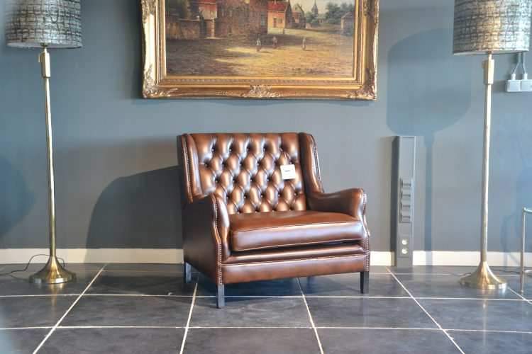 Dutch duke Love seat