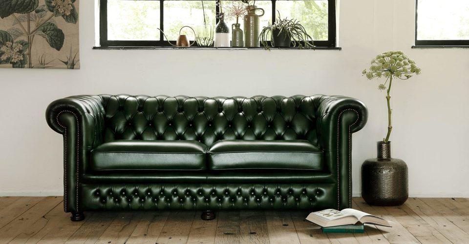 Glenwood antique green