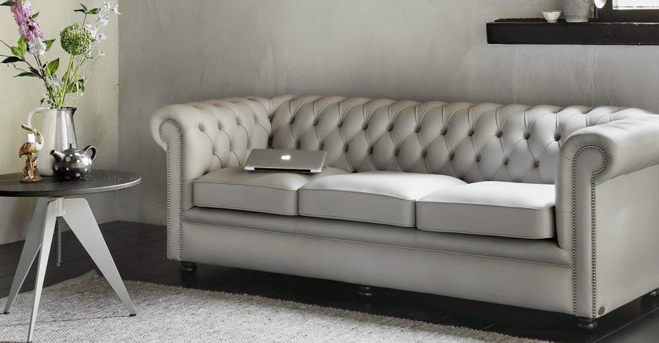 Glenwood shelly silver grey