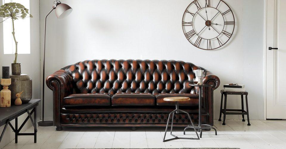 Nottingham antique dark rust
