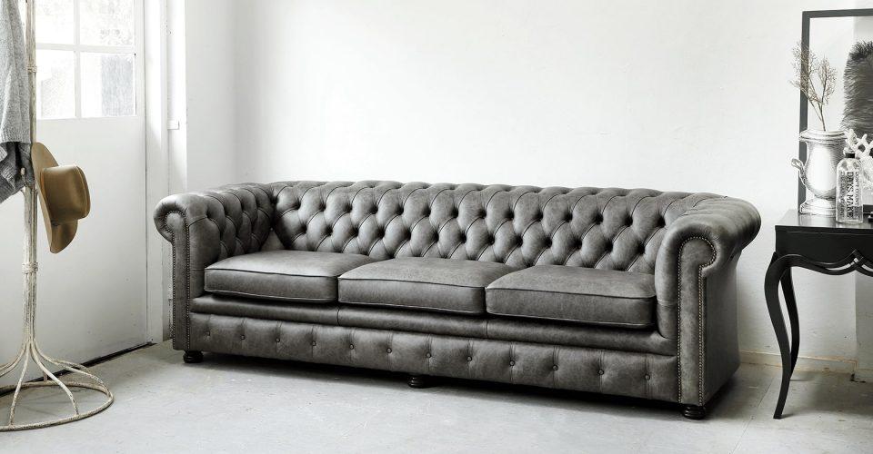 Rossendale saloon grey