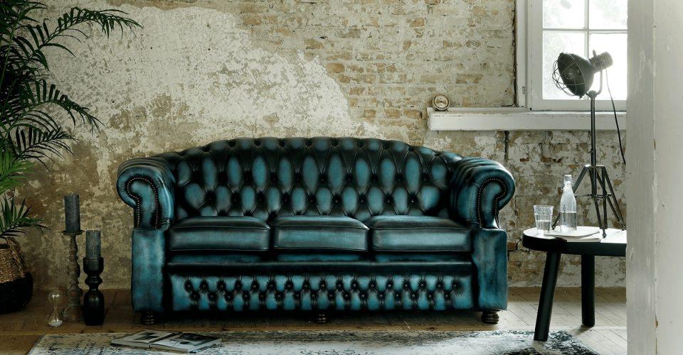 Westminster antique blue