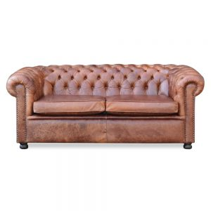 Chesterfield vintage 3 zits