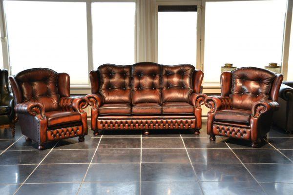 Suzanne 3-1-1 zits - antique dark rust