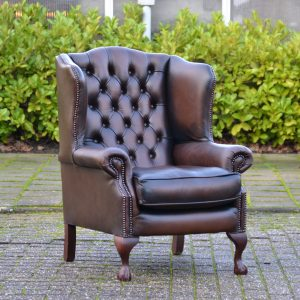 Chesterfield high chair